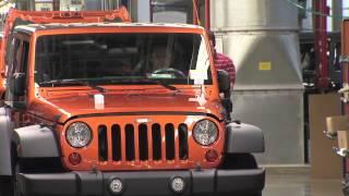 Building a Jeep