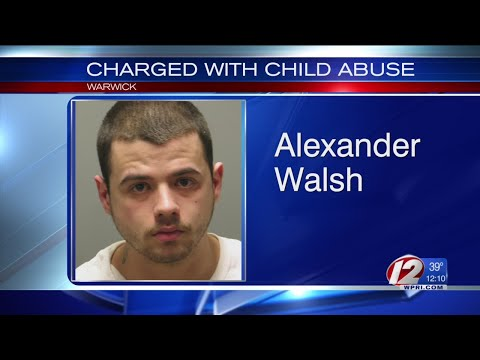 Warwick man charged with first and second degree child abuse