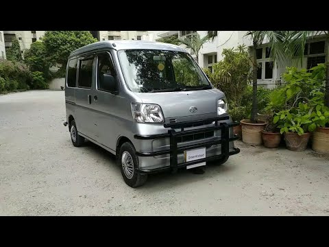 Daihatsu HiJet | In-Depth Review | Price, Features & Test Drive | Urdu