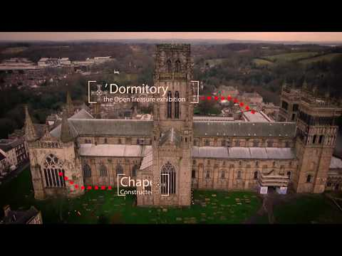Discover Durham Cathedral From The Air