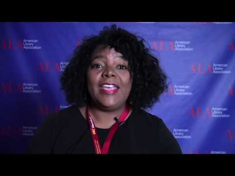 2017 ALA Annual Conference - Stephanie Powell Watts on Books, Influence, Libraries