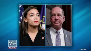Alexandria Ocasio-Cortez's Fiery Response To GOP Congressman | The View