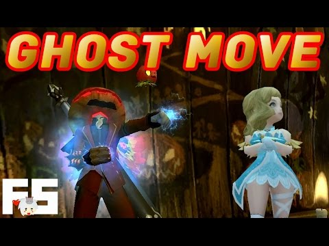 Dragon Nest Ghost Move