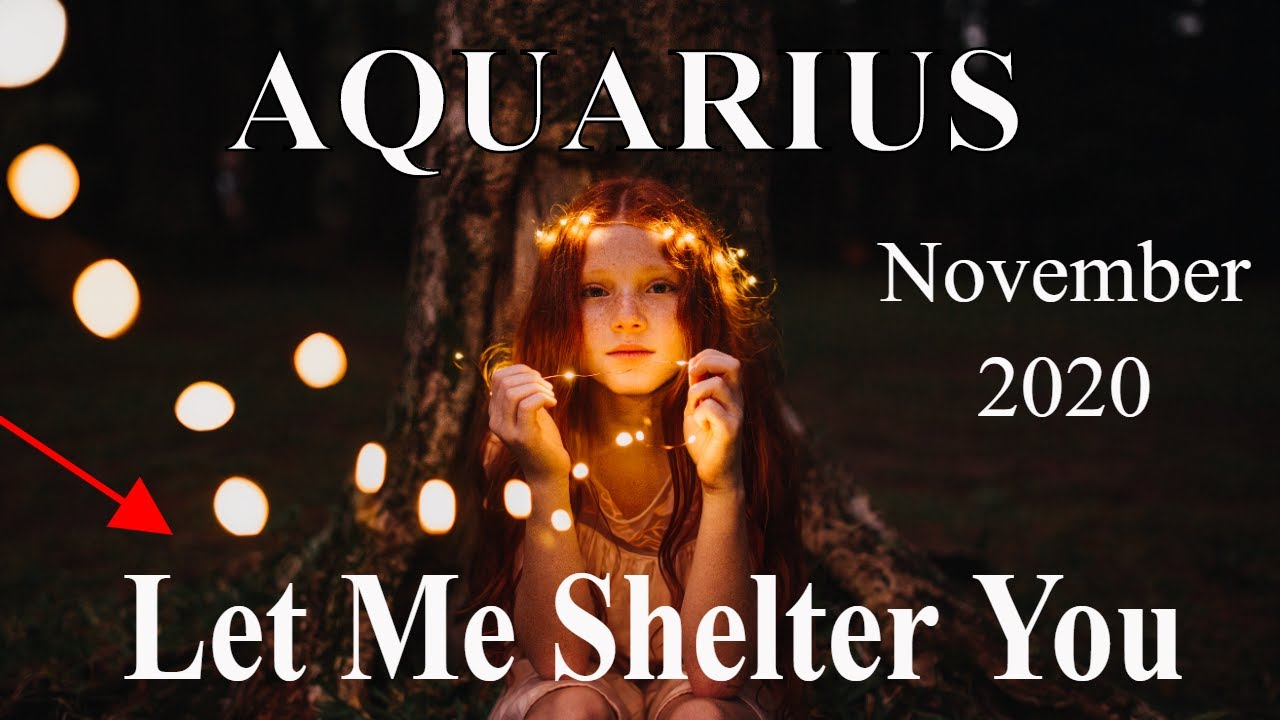 Aquarius ~ Come in They Said, I'll Give Ya Shelter from the Storm ~ Psychic Tarot Reading