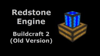 Redstone Engine (Tekkit/Feed The Beast) - Minecraft In Minutes