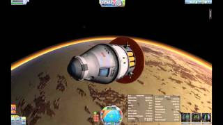 Single lauch mission to Titan - KSP 1.0.5 RSS
