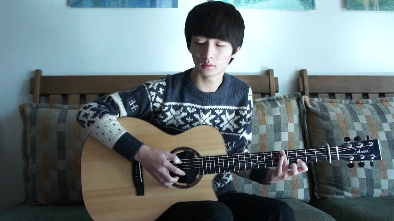 (One Direction) Story Of My Life - Sungha Jung