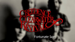 Creedence Clearwater Revival - Fortunate Son (ingles-español subtitulado)