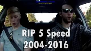 400hp Subaru WRX EXPLODES Transmission