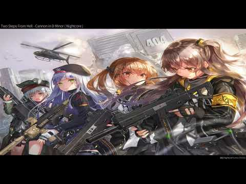 Nightcore - Cannon in D Minor ( Two Steps From Hell ) mp3