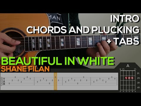 Beautiful In White Bass chords by Shane And Shane - Worship
