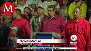 Nicolás Maduro gana elecciones 2018 en Venezuela
