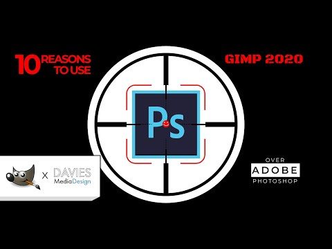 10 Reasons To Use GIMP In 2020 Over Photoshop