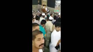 PM Imran Khan performing Umrah , Kabah