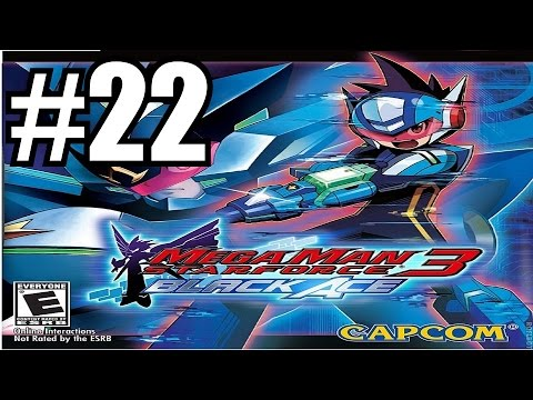 MegaMan Starforce 3 Black Ace Gameplay Walkthrough Part 22
