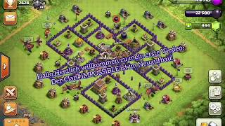 Clash of Clans Th 8 Anti-3⭐️Base (Champion League)