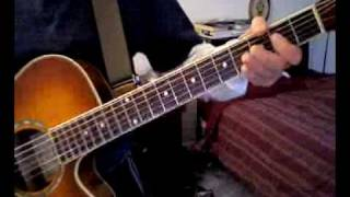 Yes--The Preacher, The Teacher (And You and I) Chords and Licks
