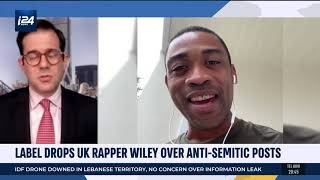 Wiley's torrent of antisemitic abuse online arouses anger from Home Secretary