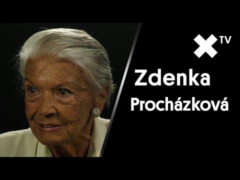 Lídu Baarovou jsem neměla ráda, byla hloupá a šla přes mrtvoly...  říká herečka Zdenka Procházková