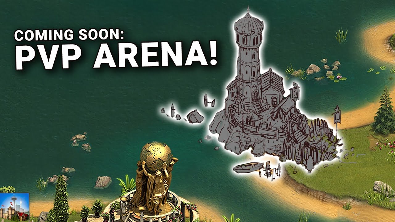 Coming Soon: PvP Arena! | Forge of Empires