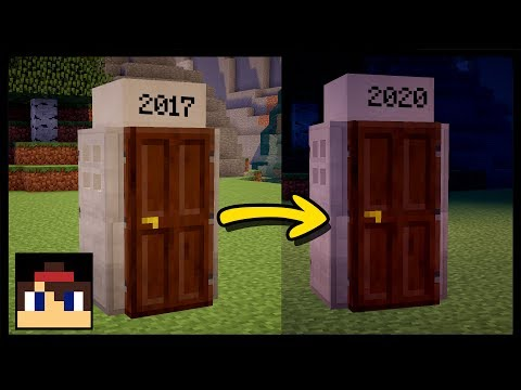 ✔ Minecraft: How To Make A Working Time Machine | Works In MCPE