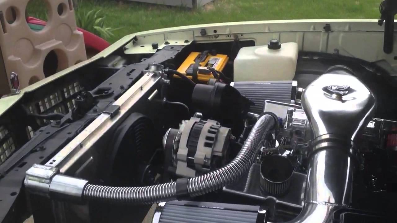 1981 Monte Carlo Fresh 383 Stroker G Body Youtube