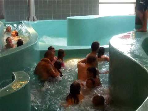 Aqua event at le point d 39 eau la louviere belgium doovi for Piscine la louviere