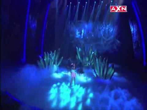 Gwyneths Titanium Asia's Got Talent Grand Final 1