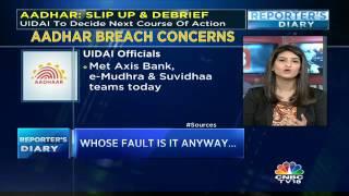 Aadhaar data breach: Slip up & debrief