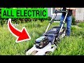 Why an Electric Lawn Mower is Better Than a Gas One | EGO 21