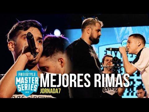 Las MEJORES RIMAS de la JORNADA7 | FMS ARGENTINA 2018