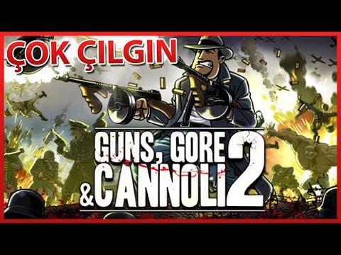 Süper Bir Mafya Oyunu - Guns, Gore and Cannoli 2 - Beni Özlediniz mi?
