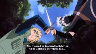 Naruto Shippuden - Minato & Kakashi