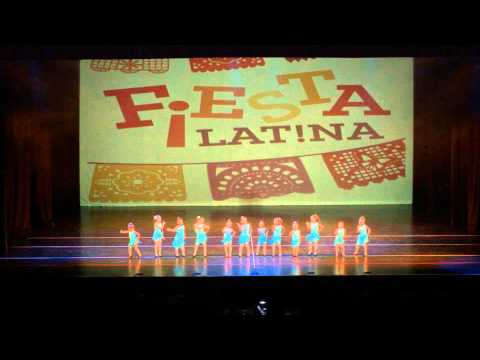 End of the Year Recital 2015 - Latin Hits