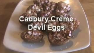 Cadburys Creme Devil Eggs - Myvirginkitchen