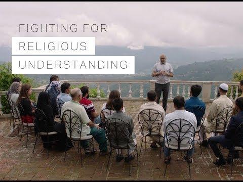 Fighting for Religious Understanding - Templeton Foundation 2018-10-12 19:19