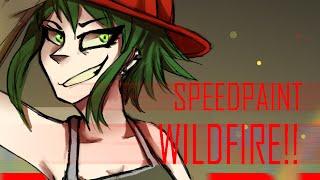 WILDFIRE!! - Vocaloid [SPEEDPAINT - #31]