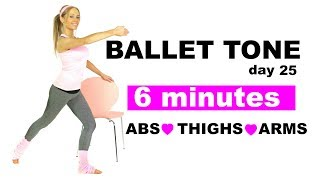 WORKOUT FOR WOMEN - HOME FITNESS TONING YOUR THIGHS, ABS AND ARMS EASY TO FOLLOW WORKOUT VIDEO