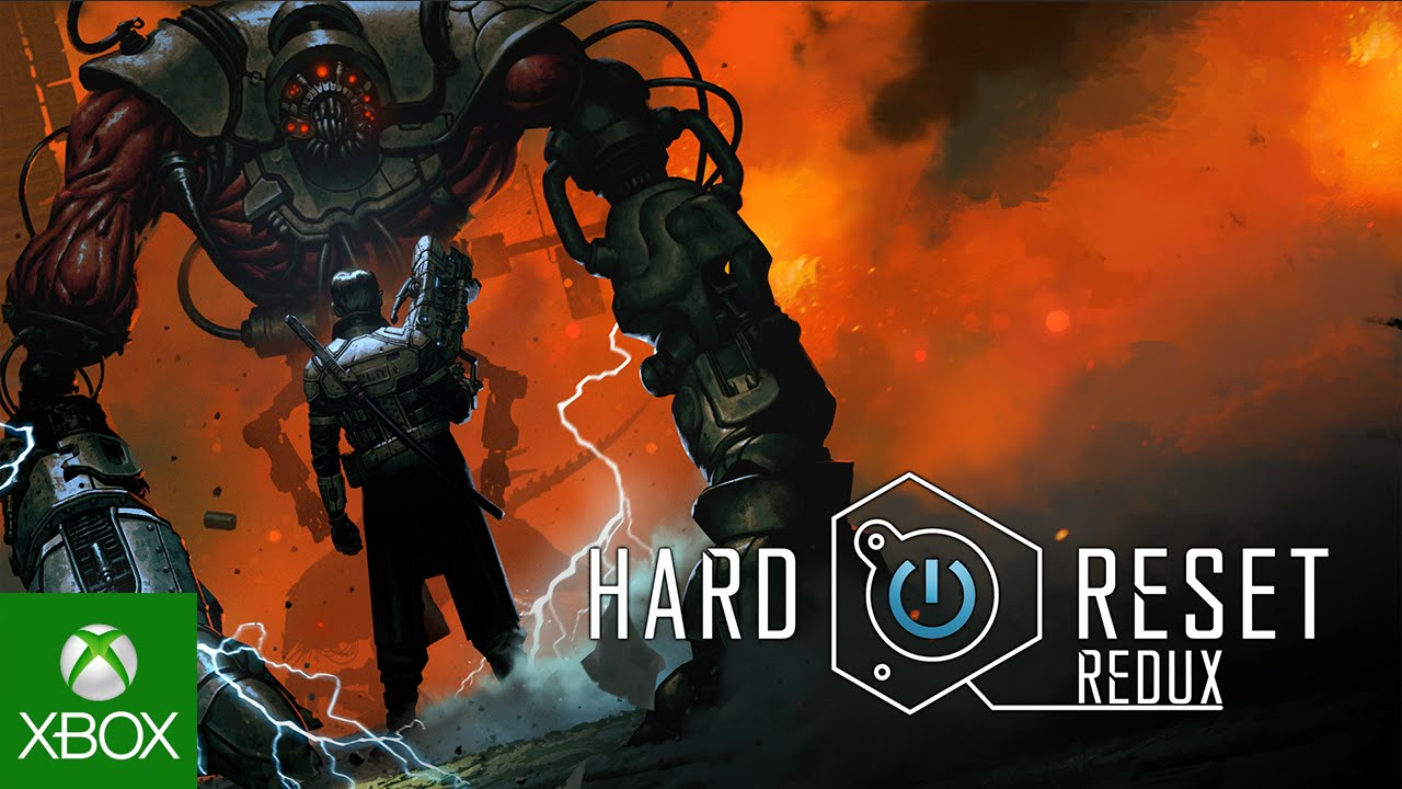 Hard Reset Redux - Xbox One Launch Trailer