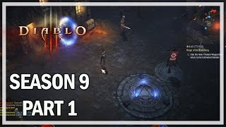 Diablo 3 - Season 9 Let