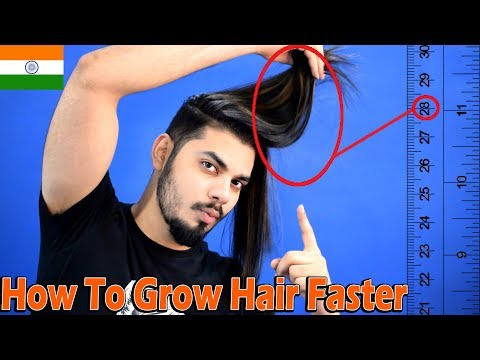 How To Grow Hair Faster And Longer | Science Behind Hair Growth | Asad Ansari
