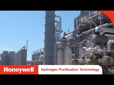 Hydrogen Purification Technology | UOP | Honeywell
