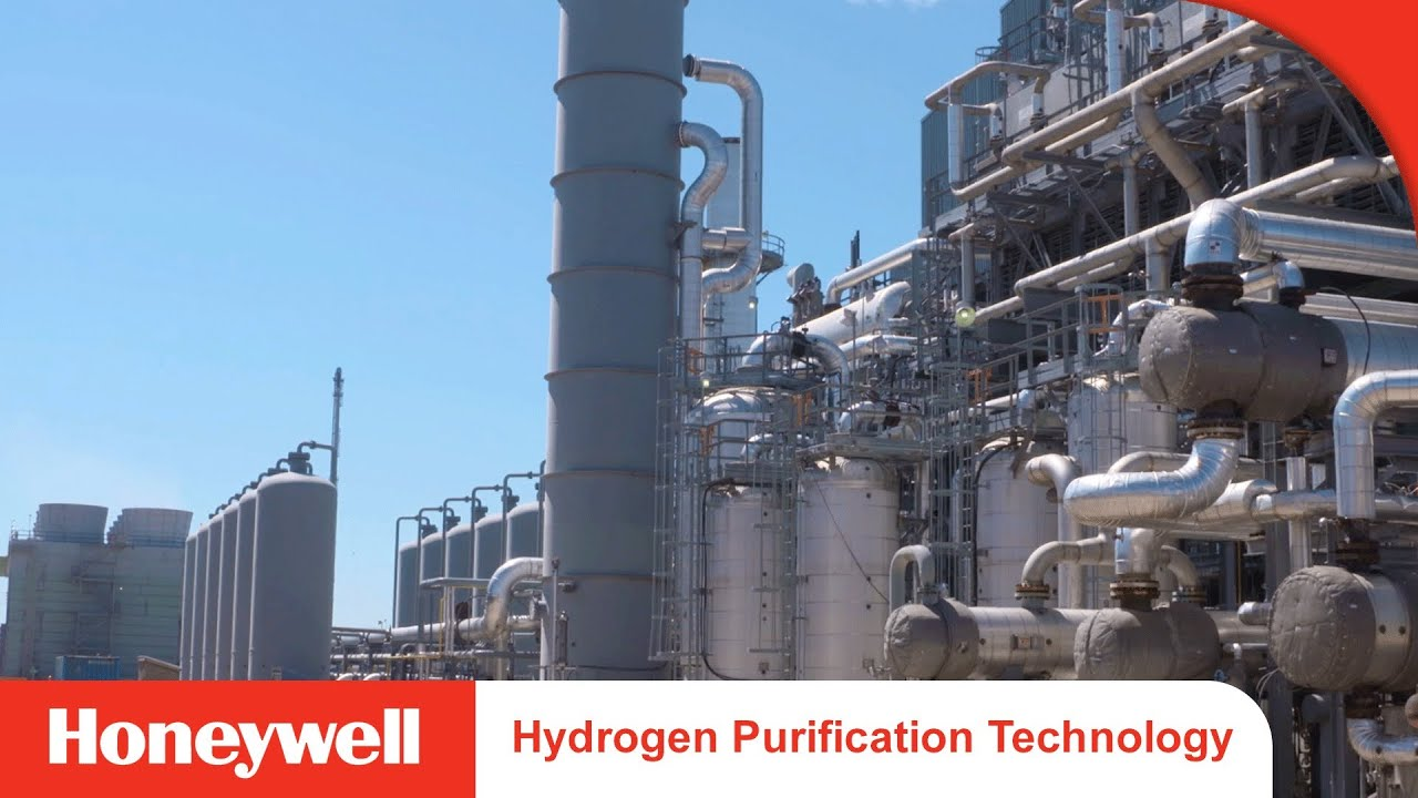 Hydrogen Purification Technology   UOP   Honeywell