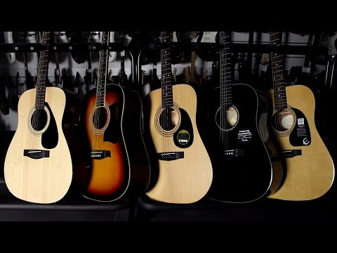 Top 5 Best Acoustic Guitar for Beginners Comparison