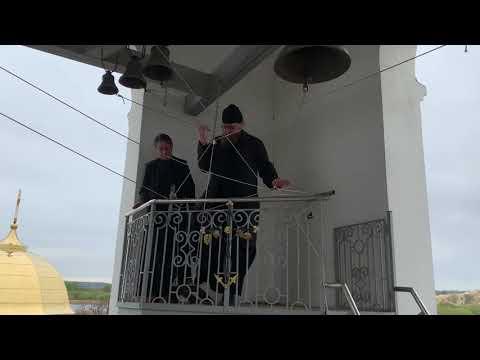 UA Майстер-класс дзвонарства від ігумена монастиря архімандрита Варлаама (Озимок)