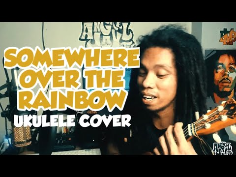Somewhere Over The Rainbow By Israel Kamakawiwo'Ole (ukulele Cover)