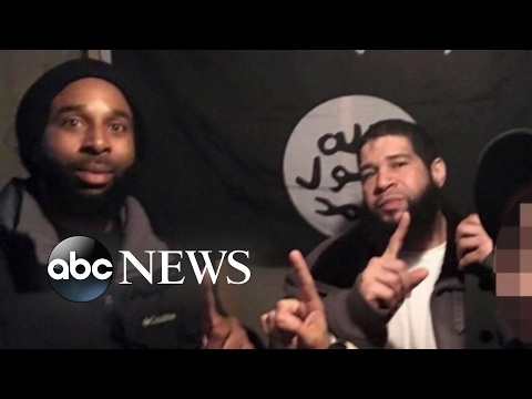 Alleged ISIS supporters arrested in Illinois