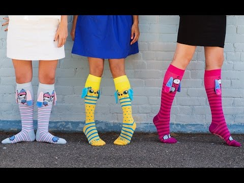 We dare you to find fun-er socks.