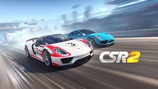 CSR2 Trailer 1.9 Update introducing PORSCHE!