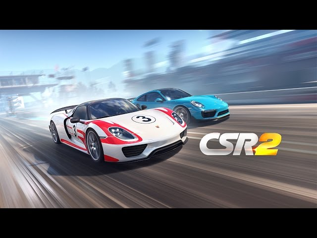 CSR2 Trailer | 1.9 Update introducing PORSCHE!